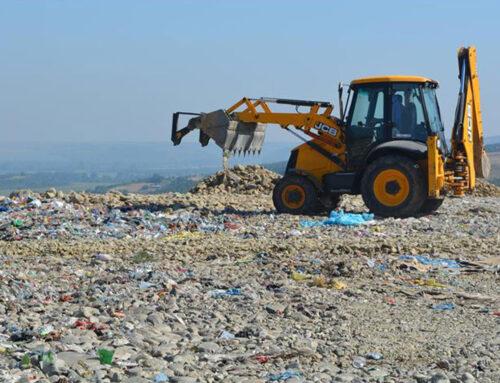 Строително-монтажни работи за рекултивация на Депо за твърди битови отпадъци, община Брезник