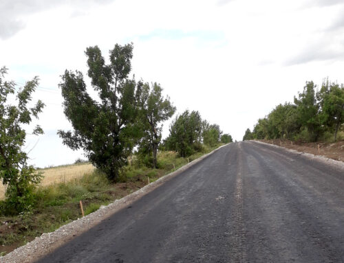 Реконструкция и рехабилитация на съществуващи общински пътища – Полетковци – Старопатица